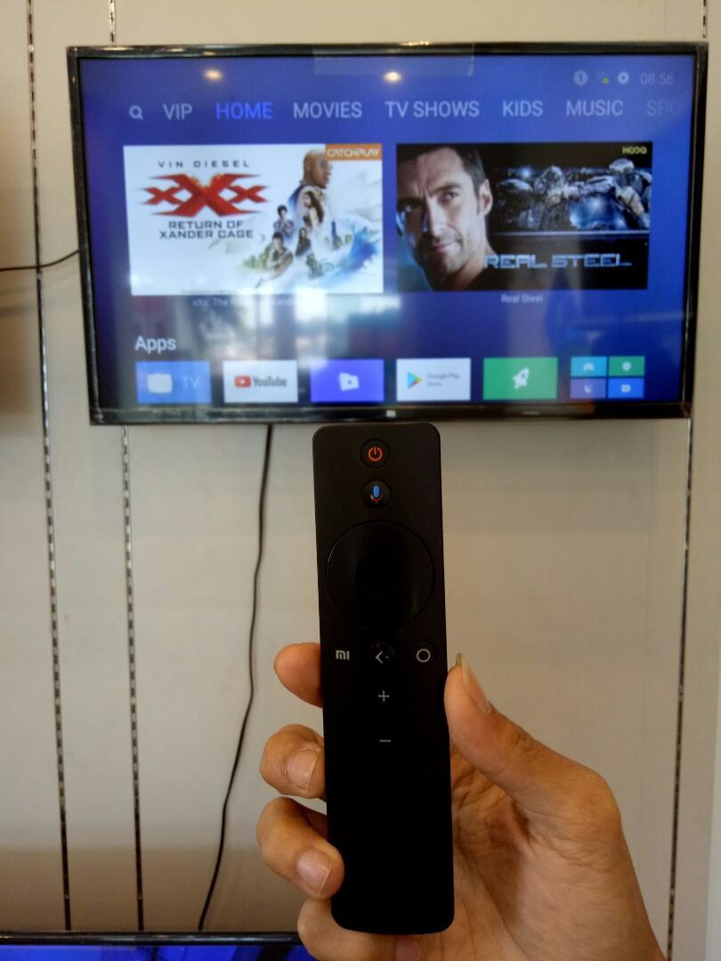 Xiaomi SMART LED android TV 32 inch bisa di kredit