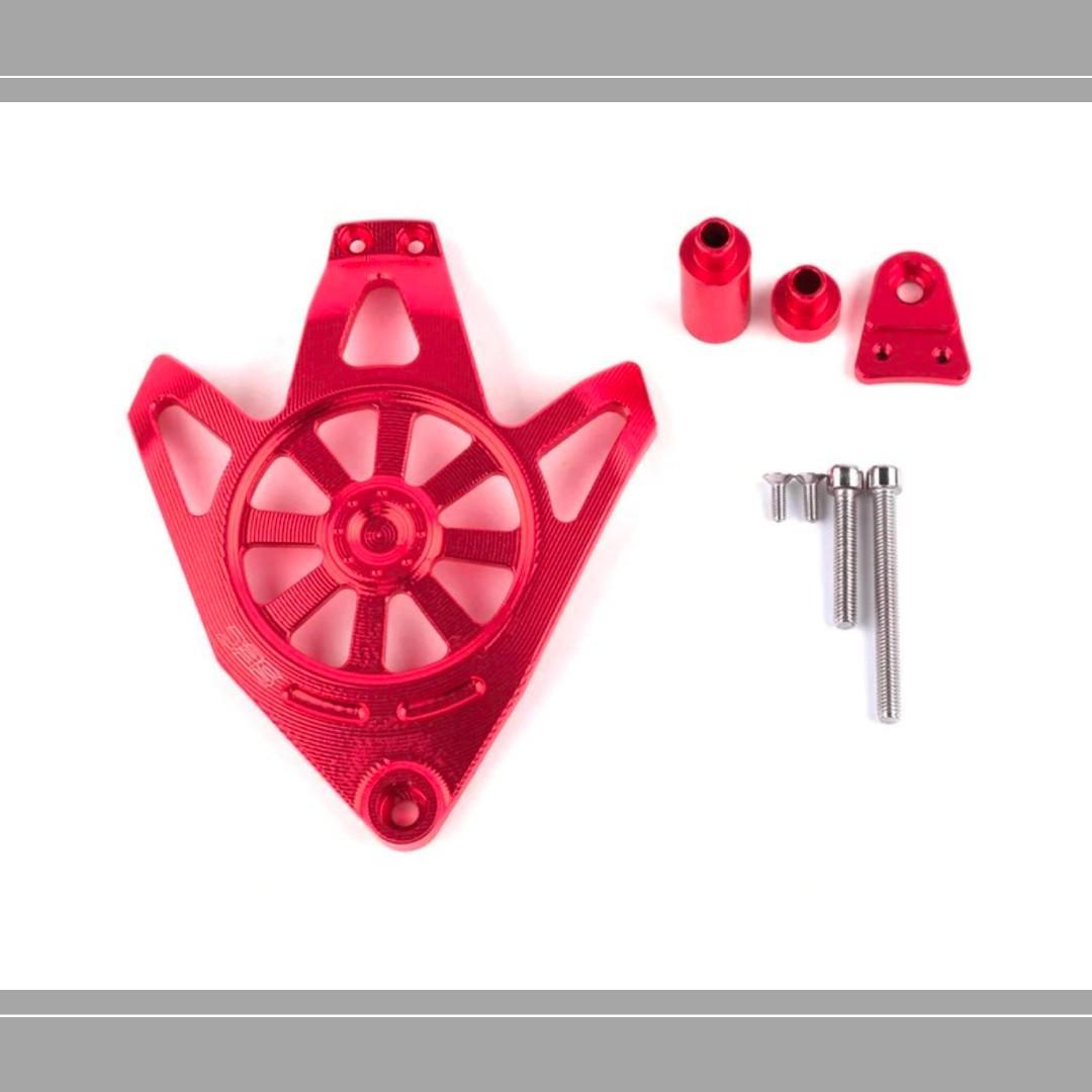 Yamaha Aerox 155 Motorcycle CNC Aluminum Engine Guard Case Slider Cover Protector Set NVX Engine Guard Protector