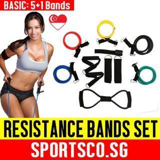 Ultimate Resistance Bands Set (Basic)