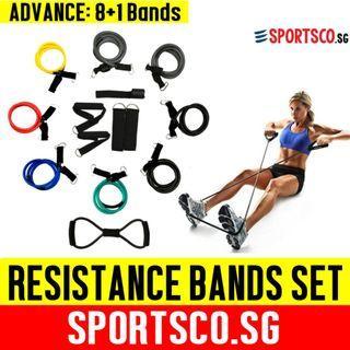 Ultimate Resistance Bands Set (Advance)