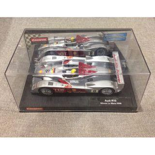 Super Rare! CARRERA EXCLUSIV #20243 1:24 Audi R10 TDI Winner Le Mans 2006