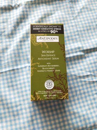 🚚 Antipodes worship skin defence antioxidant serum