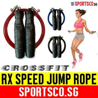 RX Speed Jump Rope