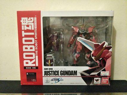 The Robot Spirits ZGMF-X09A Gundam Seed Justice Gundam