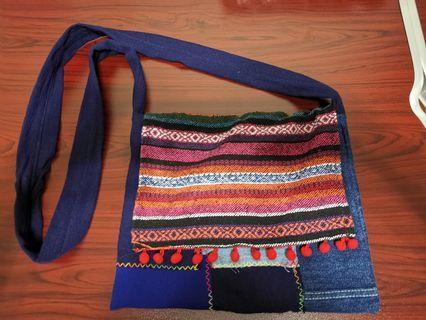 Handmade Bohemian Sling Bag