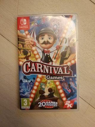 Switch game the carnival