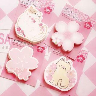 日式和風貓咪便利卡片🌸