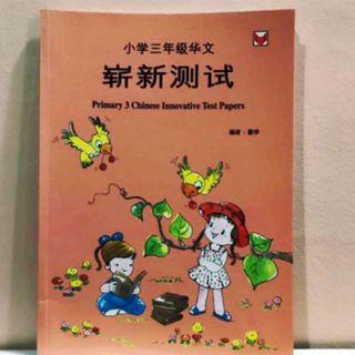 P3 Chinese Innovative Test Papers
