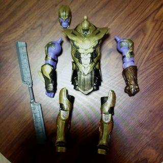 全新 marvel legends baf thanos thor civil war avengers infinity studio thor civil war avengers infinity studio marvel end game