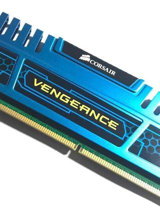 RAM Memory Corsair 8GB DDR3 1600MHz