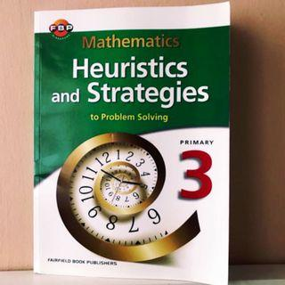 P3 Mathematics Heuristic And Strategies to Problem Solving