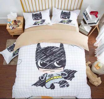 Batman bedsheet set