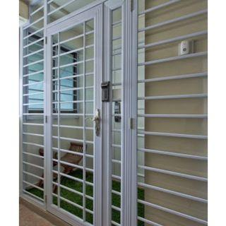 Painting Services Metal HDB Gate