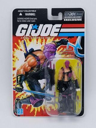 GI Joe Club Exclusive FSS 8.0 Banzai