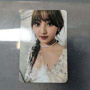 Twice Jihyo photocard