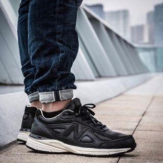 全新 New Balance 990 FEB4 Horween Leather