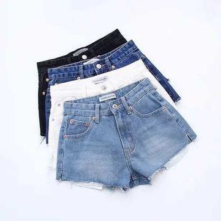 🚚 Highwaist Denim Shorts