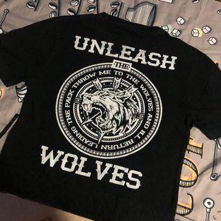 UNLEASH THE WOLVES