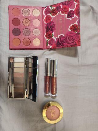 *gently used & new* makeup bundle