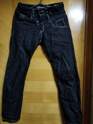 Black jeans size 27