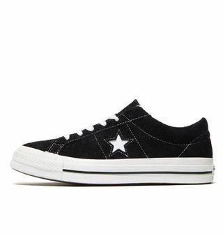 Converse One Star OX Black