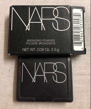 Authentic NARS bronzer