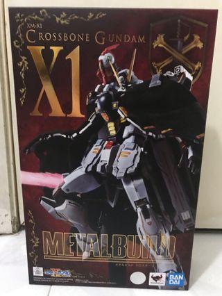 Metal Build x1 海盗高達 行版