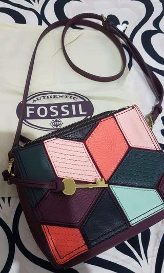 #BAPAU fossil campbell crossbody multi