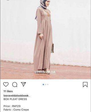 REDUCED PRICE!  Losravelda Jubah Dress #GayaRaya