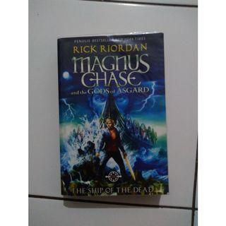 Magnus Chase by Rick Riordan