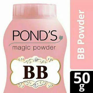 Bedak Pond's Magic Powder BB 50 gr