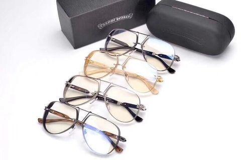 克羅心CHROME HEARTS postyank glasses