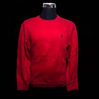 Polo Ralph Lauren Sweatshirt Red