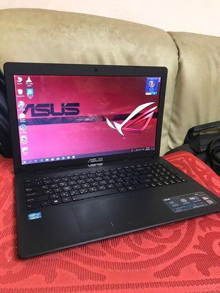 ASUS i5 獨顯筆電(X552V) Laptop