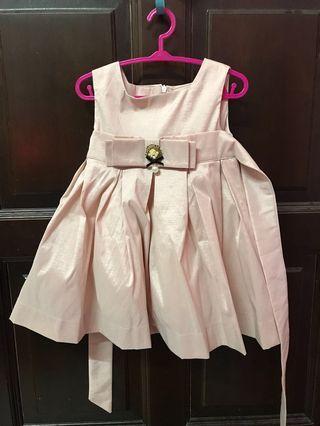 Baby Girl Dress 2-3y