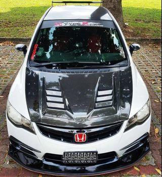 Honda Civic 2.0 Type R 2.0 i-VTEC Manual