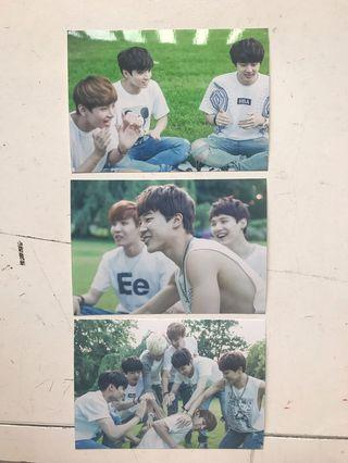 Bts official 2nd muster Live Photos card kpop