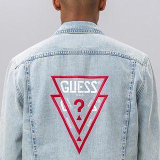 WTS Guess ASAP ROCKY Denim Jacket