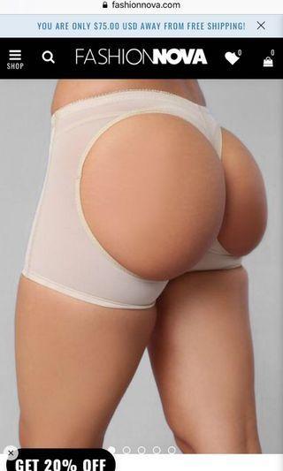Fashion Nova butt lifter
