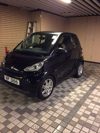 MERCEDES-Benz smart for two 2011(Honda,jazz,Toyota,iq,Yaris,Mazda 2)