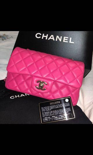 🚚 Chanel mini classic flap