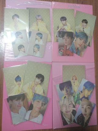 [WTS/WTT] BTS MOTS PERSONA ALBUM AND PCS CLEARANCE