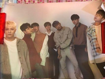 IKON The Final double sided poster