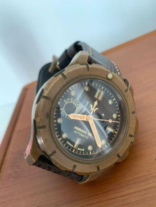 Heroic18 limited 199pcs vintage watch
