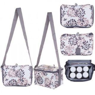 Autumnz - Fun Foldaway Cooler Bag - Henna Grey