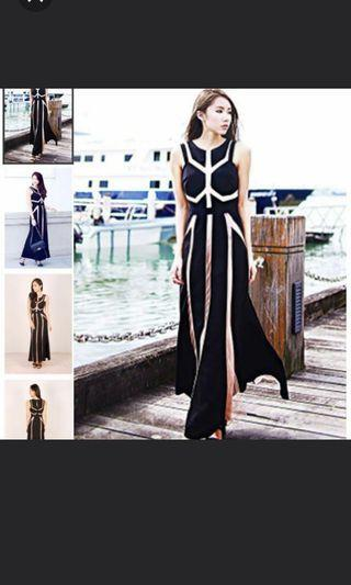 Theory of seven Belfast maxi s