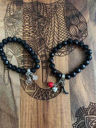 Thomas Sabo bracelets and charm