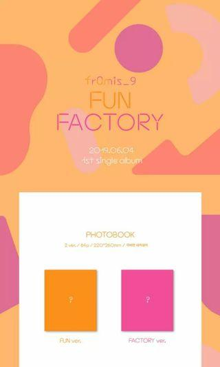 (no profit ems po) fromis_9 fun factory