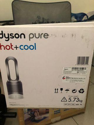 Dyson 冷熱空氣清淨機—9成新,2016年購入。搬離台北極少用到。26500購入
