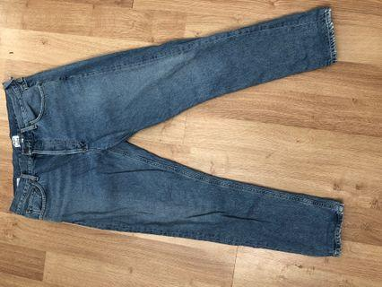 Talula x Agolde High Rise Jeans (size 30)